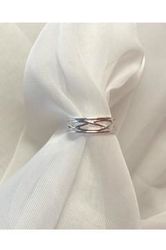 Shoptiques Product: Sterling Silver Toe-Ring