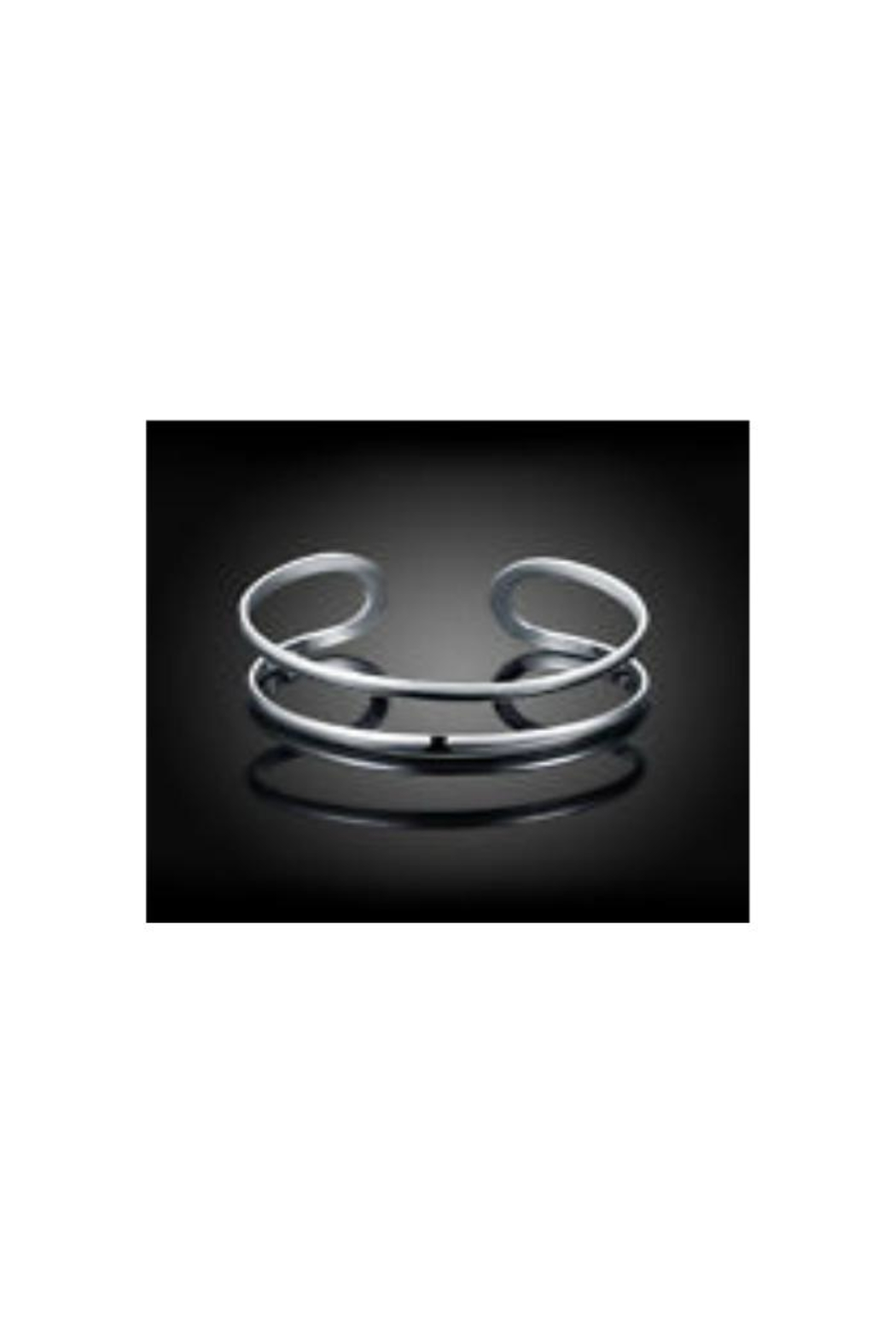 Twisted Designs Sterling Silver Toe-Ring - Main Image