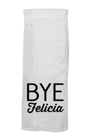 Twisted Wares™ Bye Felicia Towel - Product Mini Image