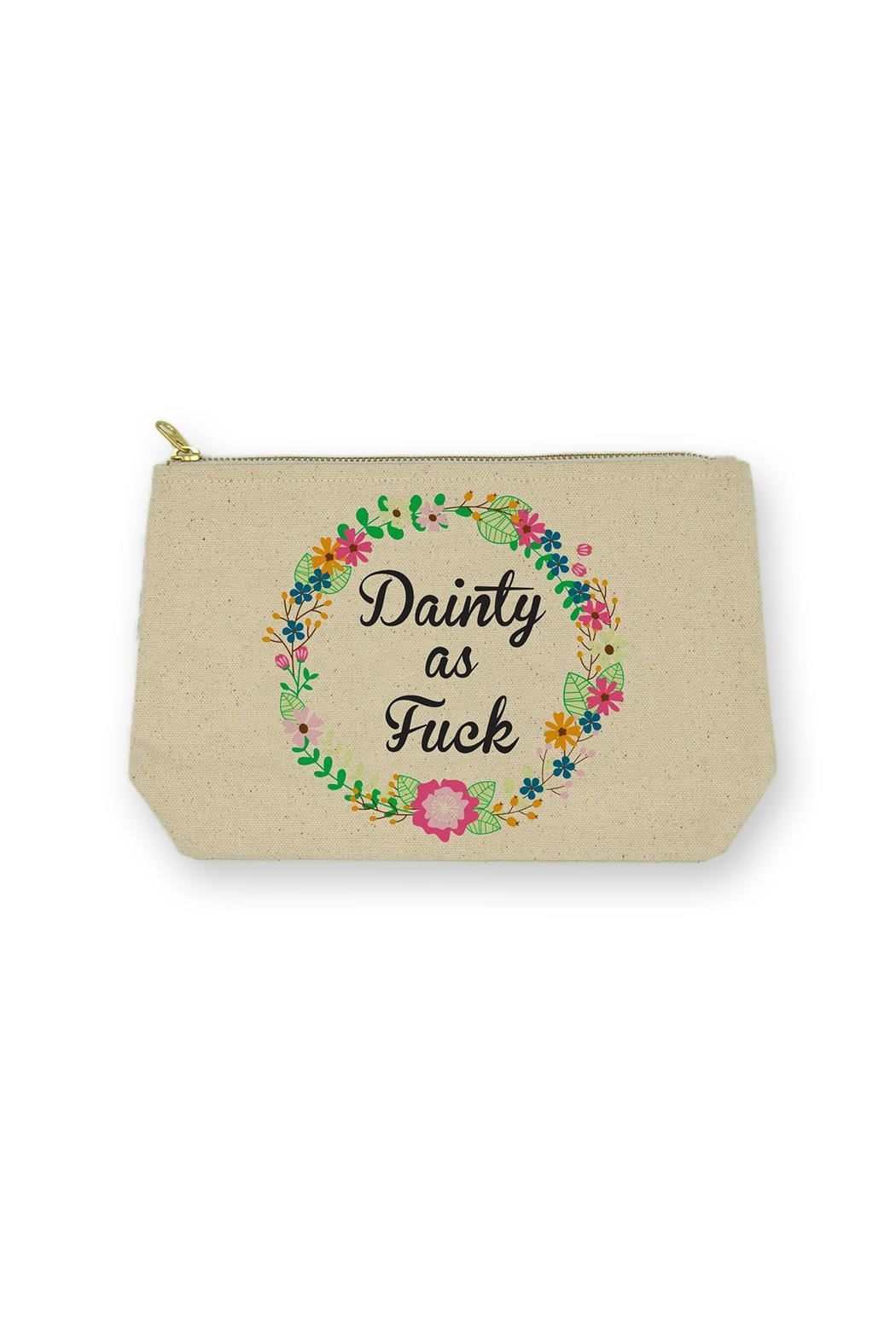 Twisted Wares™ Dainty Af Pouch - Main Image