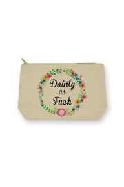 Twisted Wares™ Dainty Af Pouch - Front cropped