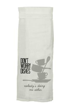 Shoptiques Product: Dishes Tea Towel