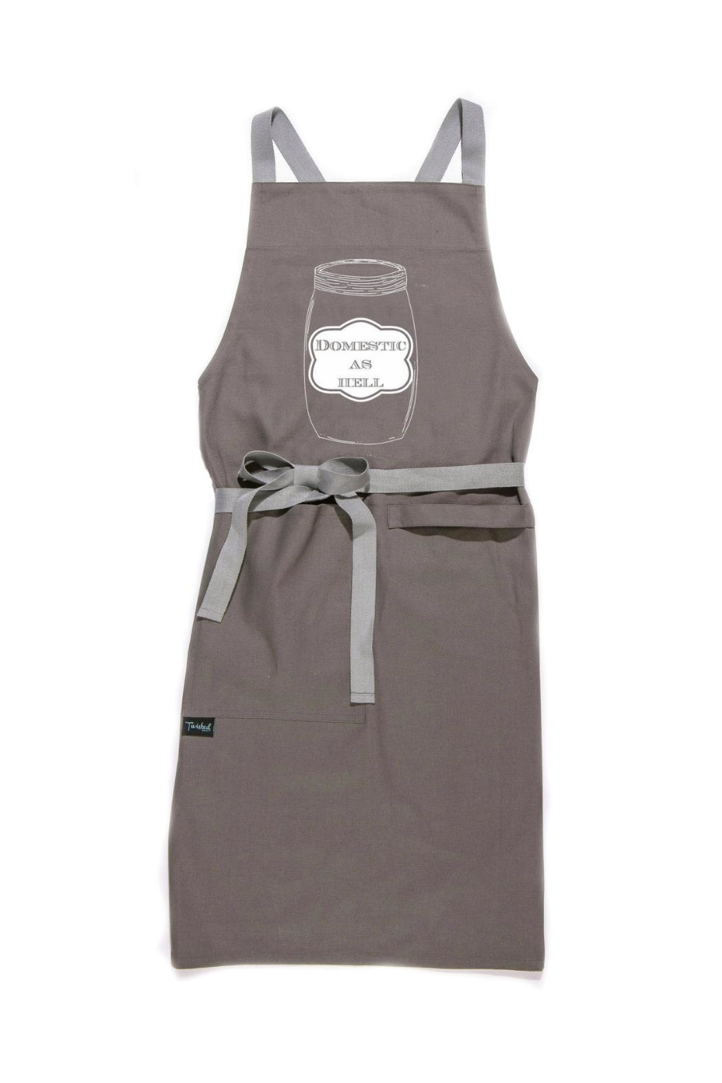 Twisted Wares™ Domestic Apron - Main Image