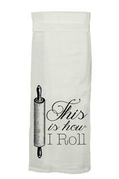 Shoptiques Product: How I Roll Towel