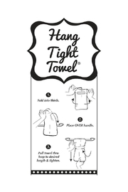 Twisted Wares™ Mom Out Towel - Side cropped