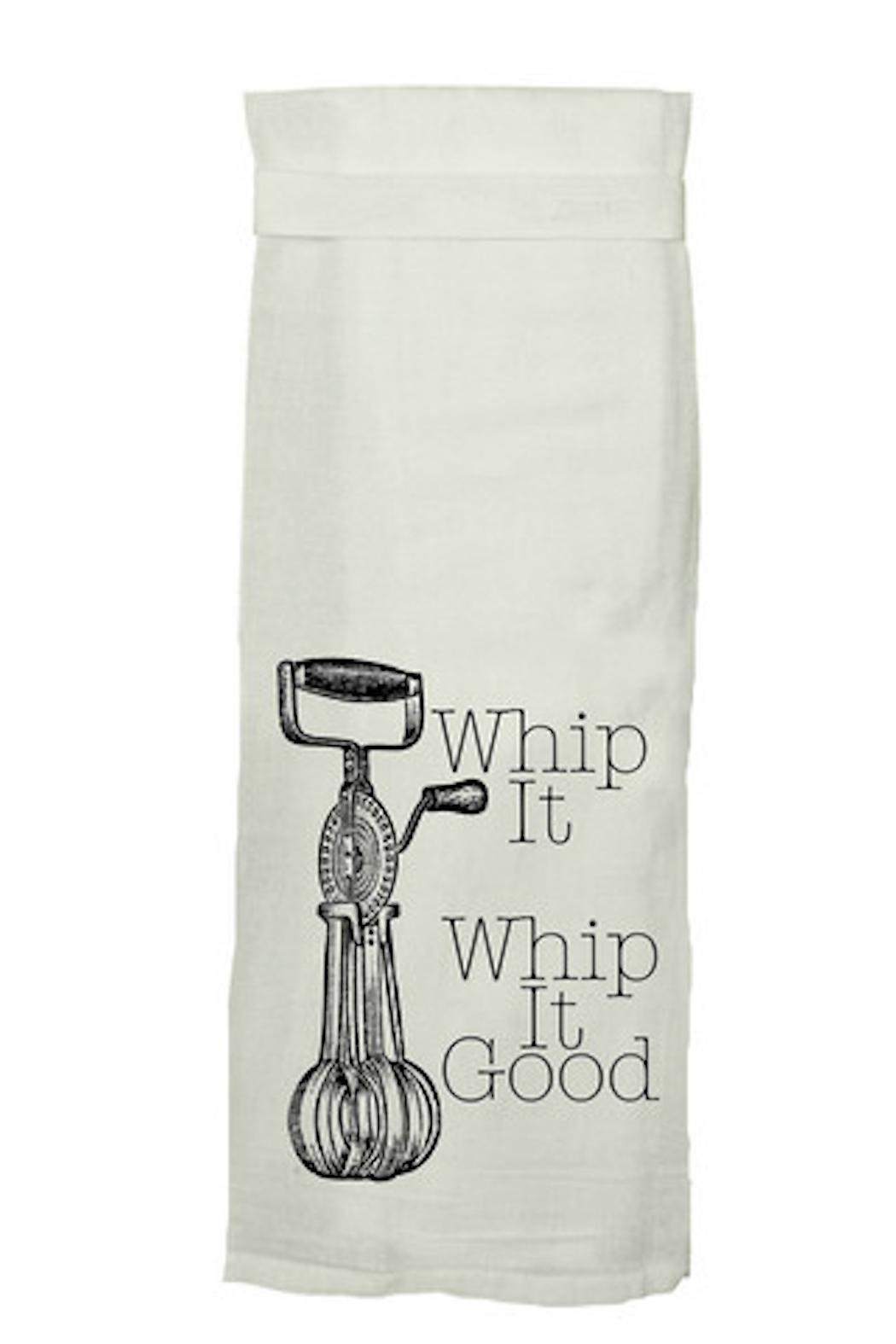 Twisted Wares™ Whip It Good Towel - Main Image