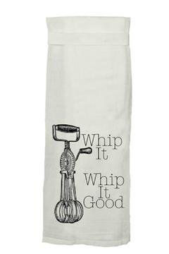 Shoptiques Product: Whip It Good Towel