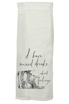 Shoptiques Product: Mixed Drinks Towel