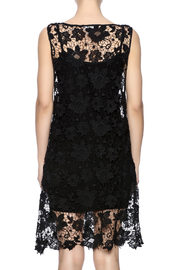 Two Chic Luxe Lace Lined Dress - Back cropped