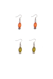 Love's Hangover Creations Two-For-One Earring Set - Product Mini Image