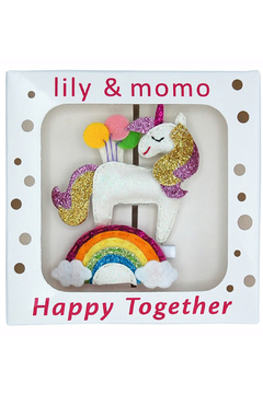 Lily & Momo Two Hair Clip Gift Box Set - Alternate List Image