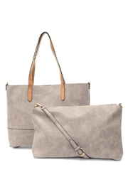 Joy Accessories Two-In-One Tote - Side cropped