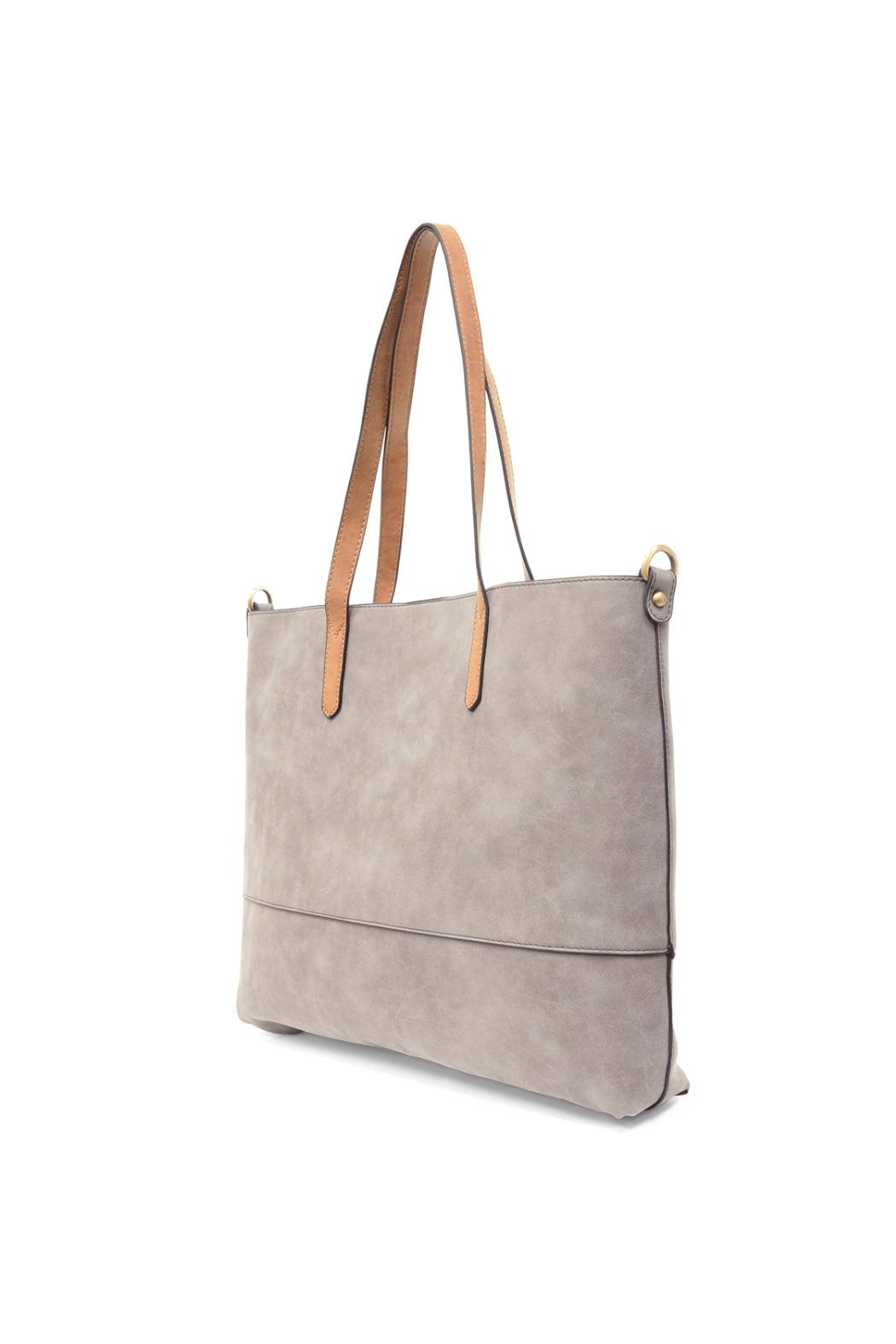 Joy Accessories Two-In-One Tote - Front Full Image