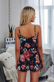 Lyn -Maree's Two Piece Floral Number - Front full body