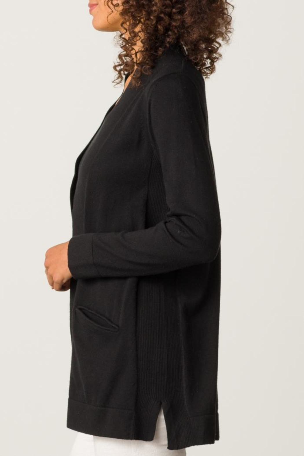 Margaret O'Leary Two Pocket Duster - Front Full Image