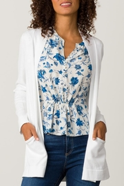 Margaret O'Leary Two Pocket Duster - Front cropped