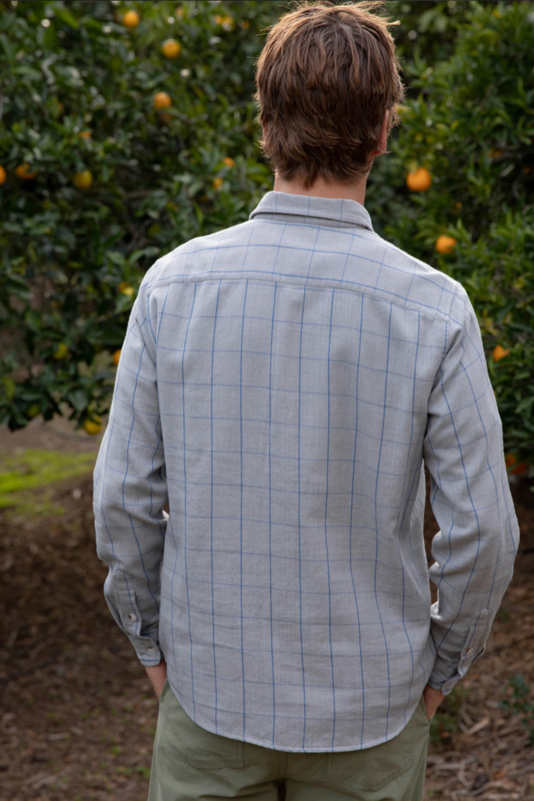 Mollusk Two Pocket Shirt - Front Full Image