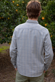 Mollusk Two Pocket Shirt - Front full body