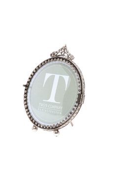 Shoptiques Product: Antiqued Curved Frame