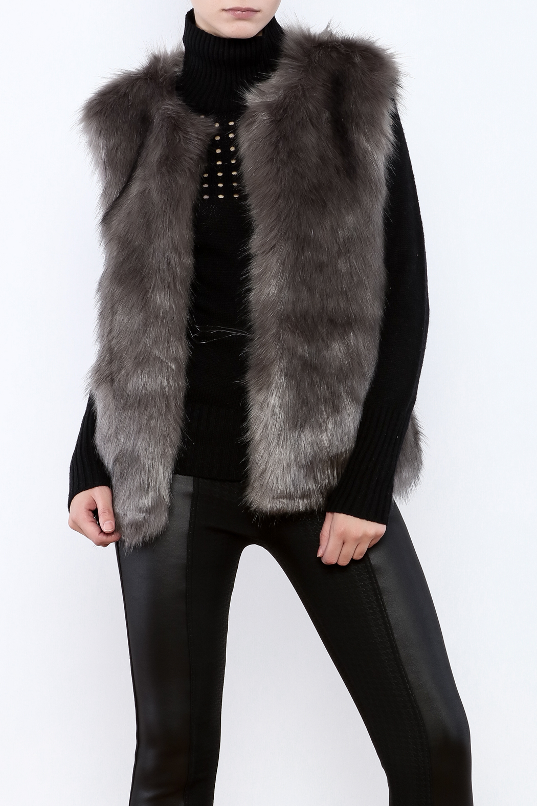 Find great deals on eBay for grey faux fur vest. Shop with confidence.