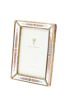 Shoptiques Product: Silver Mirror Frame