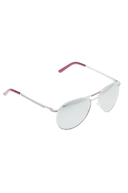 Two's Company Mirrored Sunglasses - Product Mini Image