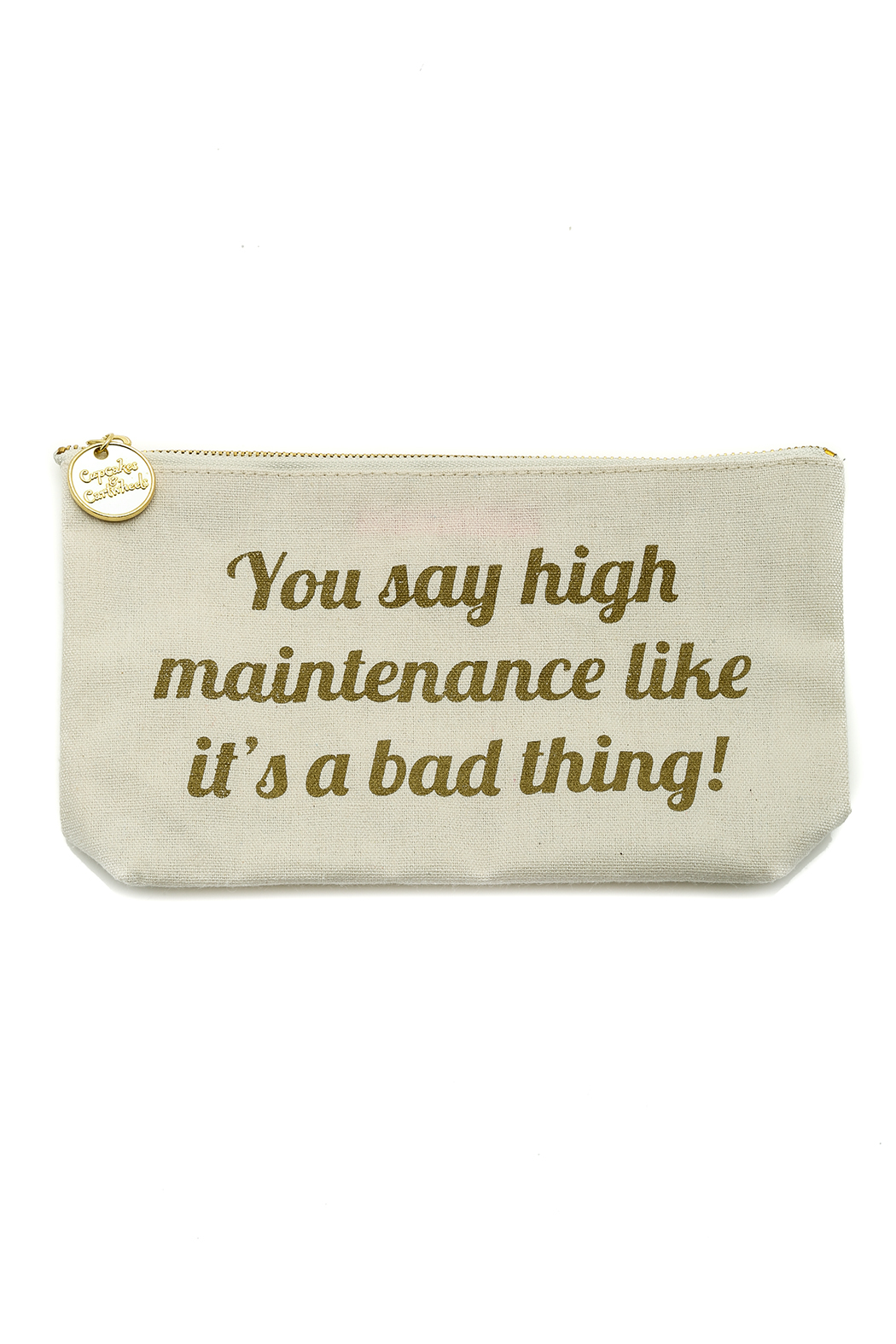 Two's Company High Maintenance Pouch - Main Image