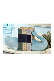 Two's Whale Tale Bookend - Product Mini Image