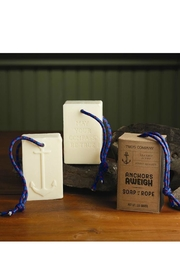 Two's Company Anchor Rope Soap - Front full body