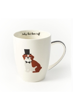 Two's Company Bulldog Mug - Product List Image