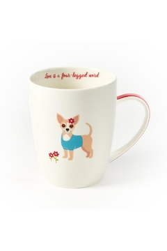 Two's Company Chihuahua Mug - Product List Image