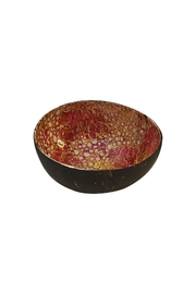 Two's Company Coconut Shell Bowl - Front cropped