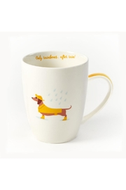 Two's Company Dachshund Mug - Product Mini Image
