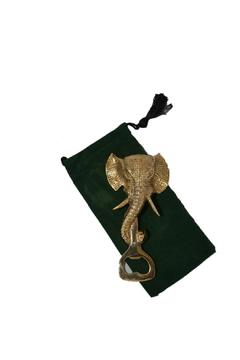 Shoptiques Product: Elephant Bottle Opener