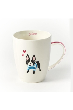 Two's Company French Bulldog Mug - Product List Image