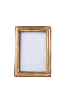 Shoptiques Product: Gold Leaf Frame 4x6
