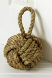Two's Company Knot Door Stopper - Product Mini Image