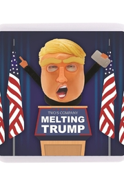 Two's Company Melting Trump Putty - Front cropped