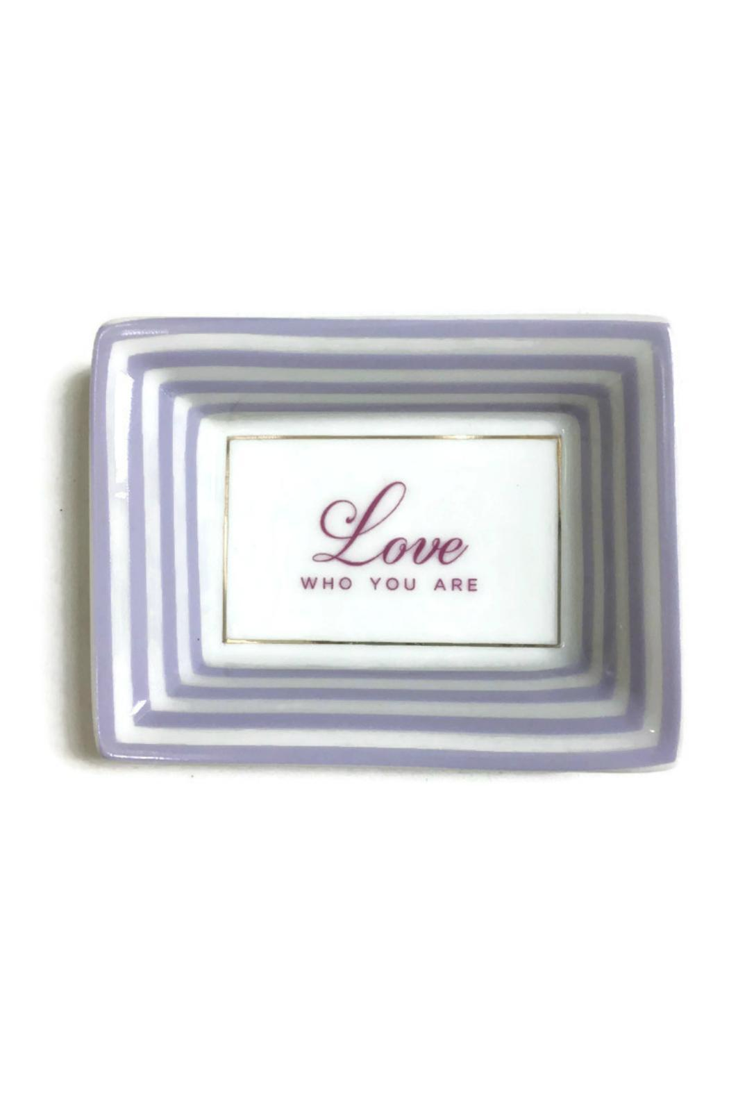 Two S Company Petite Sayings Tray From California By Just Trudi S Boutique Shoptiques