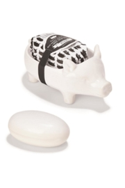 Two's Company Piggy Soap Dish - Product Mini Image
