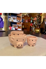 Two's Company Piglet Measuring Cups - Product Mini Image