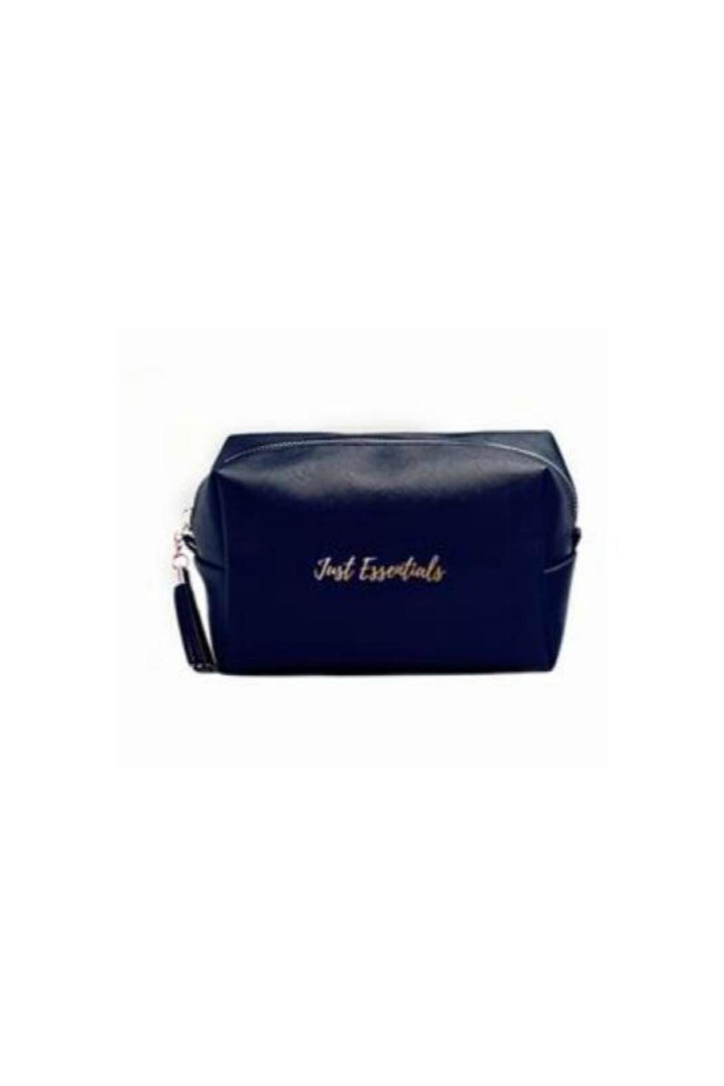 Two's Company Rectangular Cosmetic Bag - Main Image