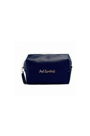 Two's Company Rectangular Cosmetic Bag - Front cropped
