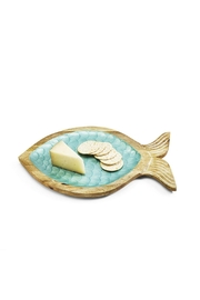 Two's Company Shimmering Scales Fish Tray - Product Mini Image