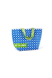 Two's Company Thermal Lunch Tote - Front cropped