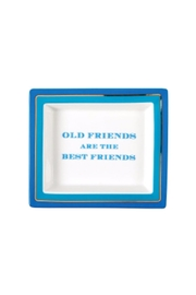 Two's Company Wise Sayings Tray - Product Mini Image