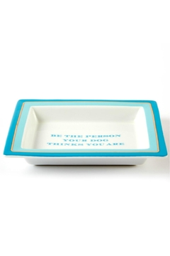 Two's Company Wise Sayings Tray - Alternate List Image