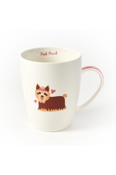 Two's Company Yorkie Mug - Product List Image