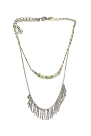 Nakamol Two-Tier Tassel Necklace - Product Mini Image