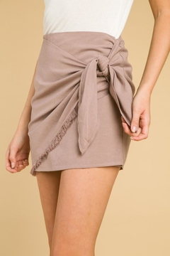 Honey Punch Two Timin' Skirt - Product List Image